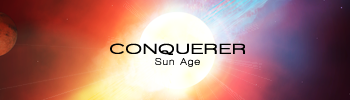 Play Conquerer Sun Age on iOS